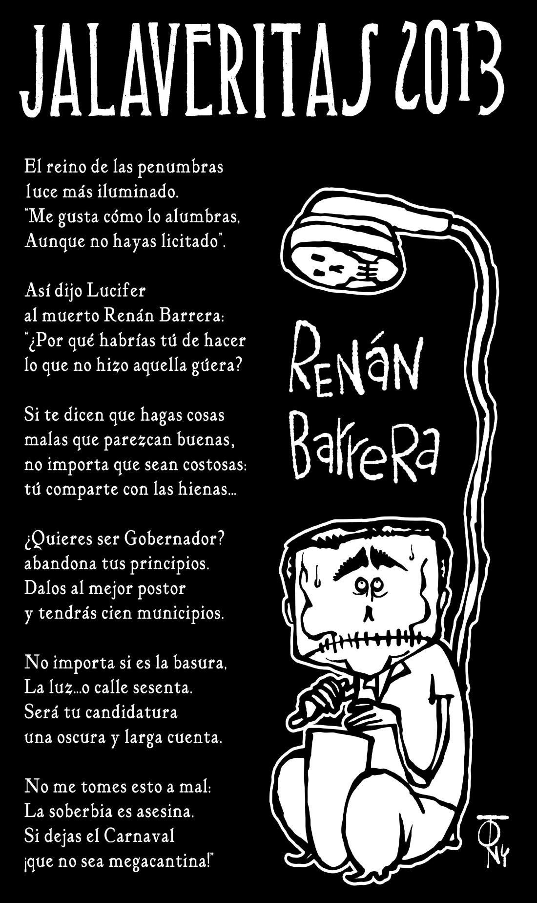 JALAVERITA RENÁN BARRERA