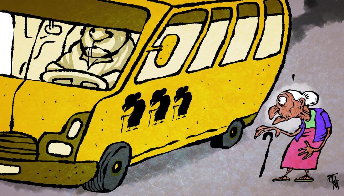 las cifras del transporte