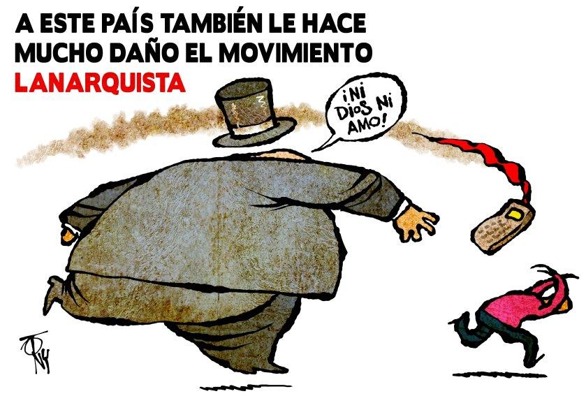 PLUTÓCRATAS SIN CONTROL
