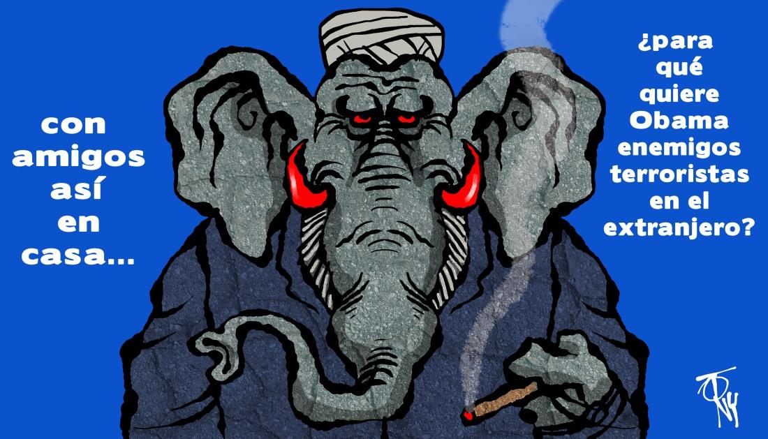 una nación con elefantiasis