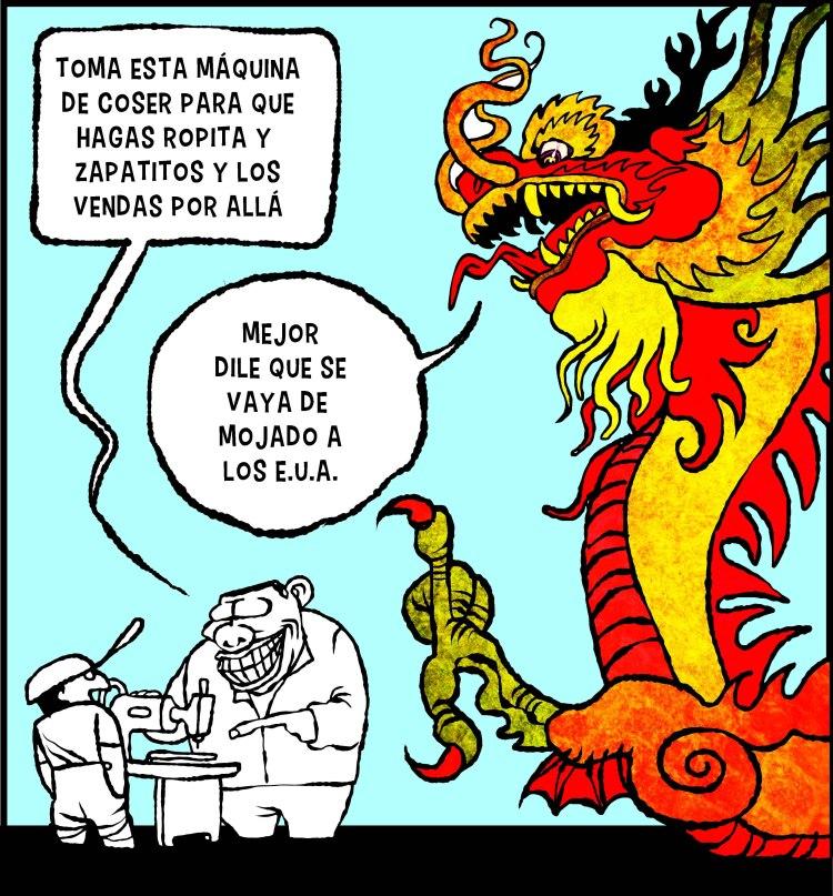 San Rolo contra el Dragón