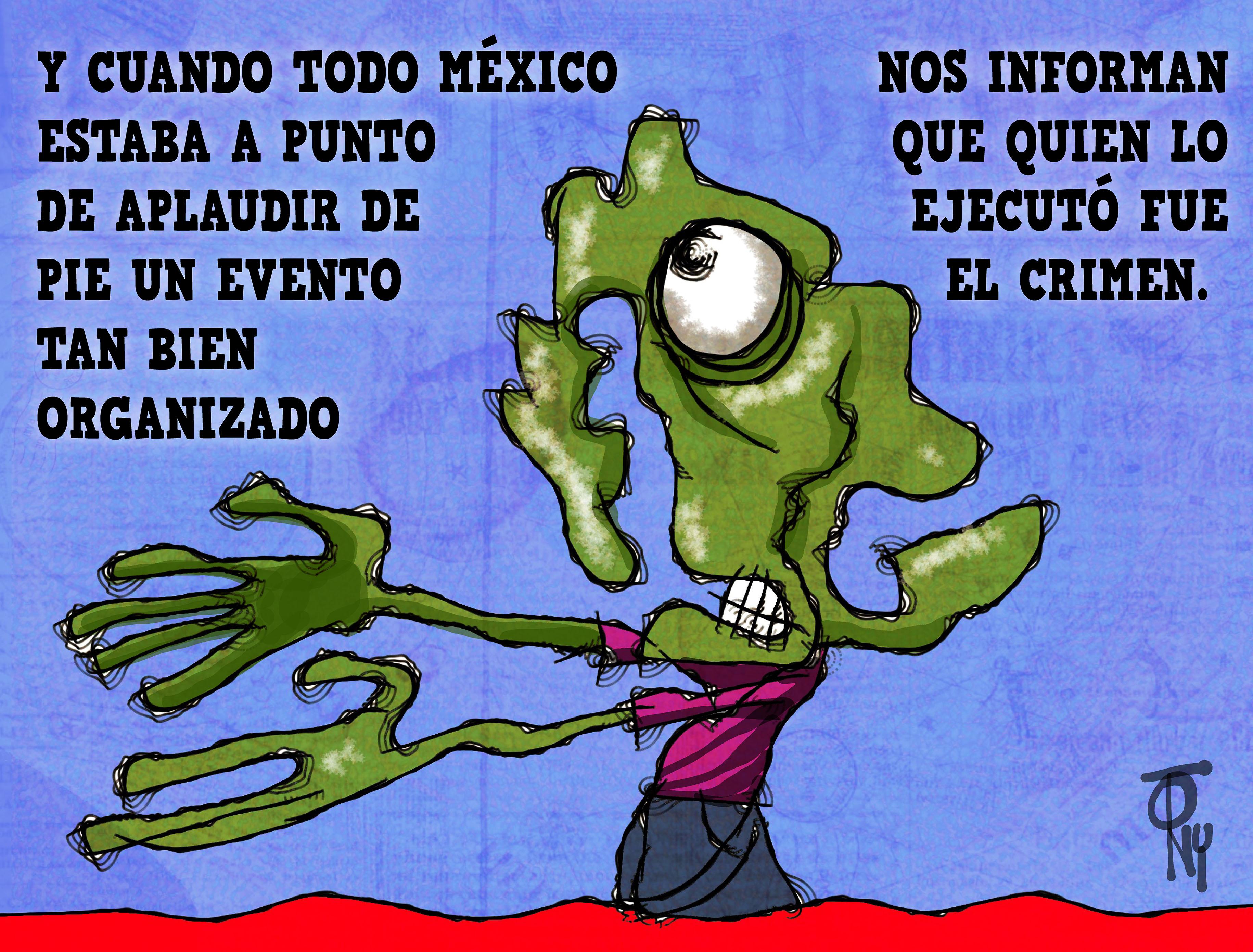 SE MOVIÓ MÉXICO