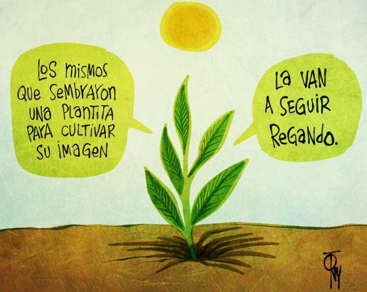 proyecciones ecológicas