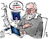 EL ESPÍA ESCANDALIZADO