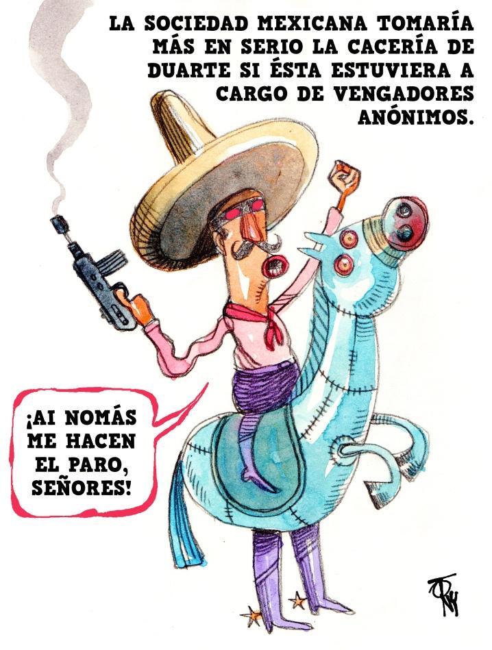 DE ELLOS, LA CREDIBILIDAD