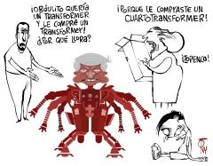 LA CUARTA TRANSFORMACIÓN