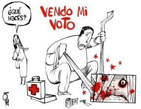 DAMNIFICADO DE LA CAMPAÑA