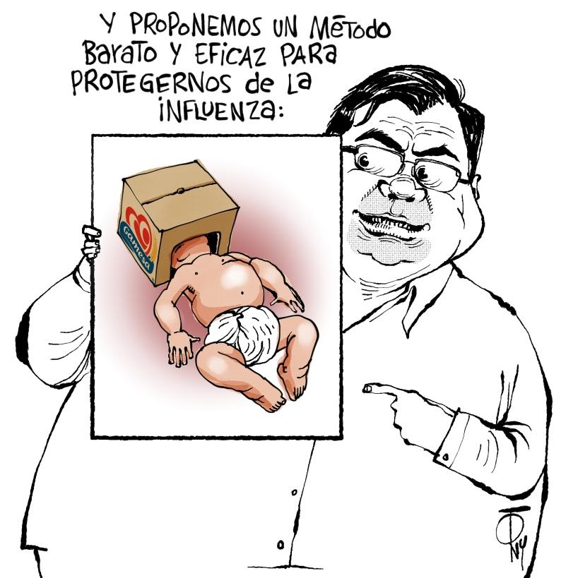EL MISMO VIEJO REMEDIO