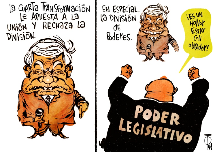TRAS ELECCIÓN, ABYECCIÓN