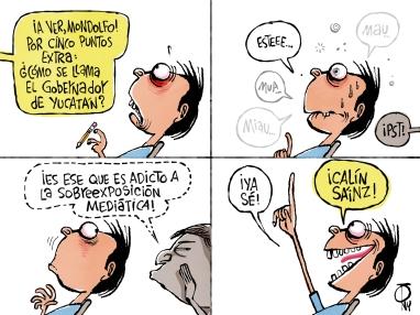 HASTA LOS NIÑOS LO VEN